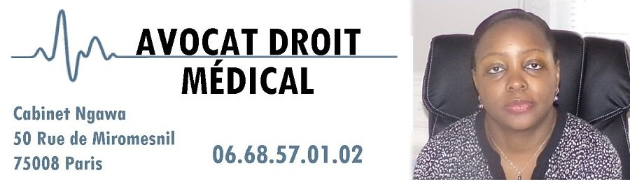 avocat droit médical paris 8